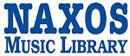Naxos music library logo