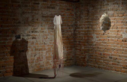 tekstiilitaidenäyttely