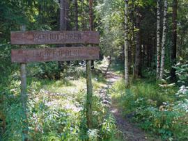 Karhuvuoren luontopolku